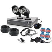 Swann – Enregistreur vidéo numérique 720p 4 canaux analogiques SWDVK-444002 avec 2 caméras PRO-A850