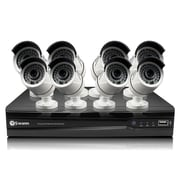Swann 8 Channel NVR Security System With 8 Full HD Cameras  (SWNVK-874008)