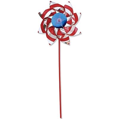 Amscan Foil Patriotic Pinwheel, 18