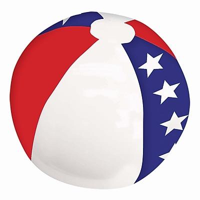 Amscan Inflatable Beach Ball, 13