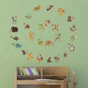 WallPops! Home Decor Line Alphabet Wall Decal
