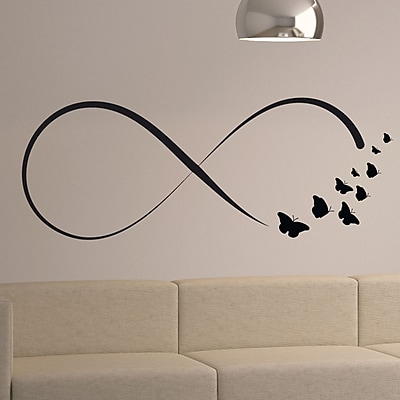 WallPops! Home Decor Line Infinity Wall Decal