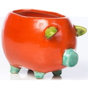 Alfresco Home Ceramic Pot Planter; Large