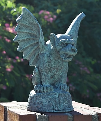 Hickory Manor House Gargoyle Statue