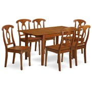 East West Picasso 7 Piece Dinning Set