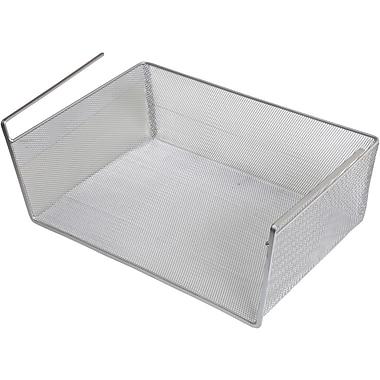 YBM Home Under Shelf Basket; 6'' H x 15'' W x 10'' D