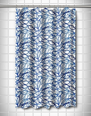 Island Girl Home Garden Trailing Vine Shower Curtain