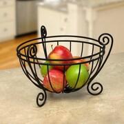Spectrum Diversified Scroll Deluxe Fruit Serving Bowl