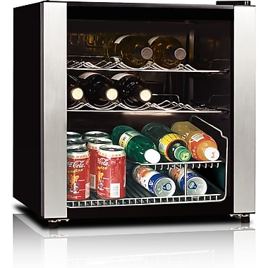 Equator 16 Bottle Midea Single Zone Freestanding Wine Cooler