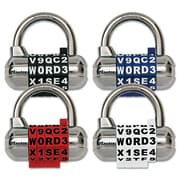 Master Lock Set-Your-Own Password Plus Combination Padlock