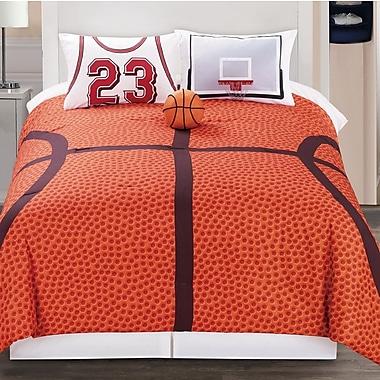 Hallmart Kids Courtside Comforter Set; Full/Queen
