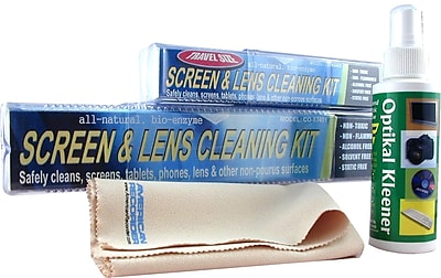 American Recorder Screen Cleaner Kit 4 oz. Screen Cleaner (AMR-53401)