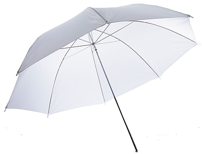 Zuma Umbrella 33 inch Soft White Umbrella (Z-3233)