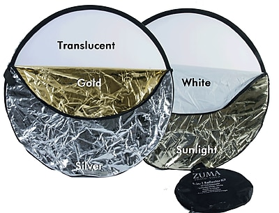 Zuma Reflector 32 inch 5-in-1 Reflector (Z-4032)