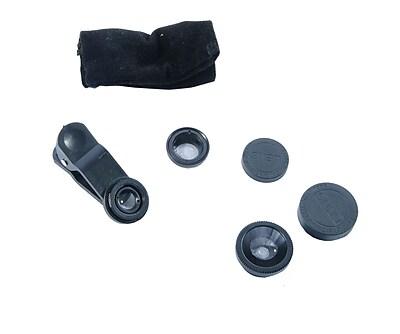 Zuma Lens Kit 3-In-1 For Smartphones Lens Kit (Z-840)