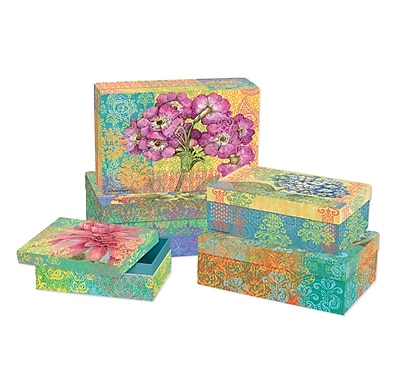LANG Bohemian Garden Decorative Boxes (4020020)
