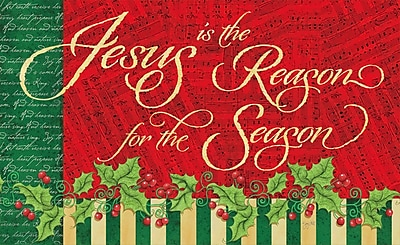 LANG Reason for the Season Door Mat (3210048)