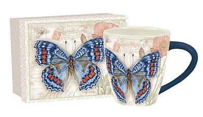LANG Carte Postale Beautiful Butterfly Cafe Mug (2121039)