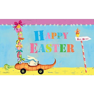 LANG Egg Hunt Door Mat (3210062)