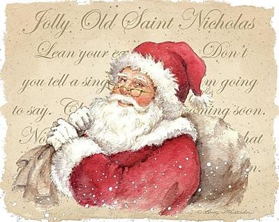 LANG Saint Nicholas Art Insert (3113000)