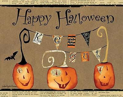 LANG Cheeky Halloween Art Insert (3113010)