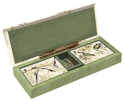 LANG Tropical Birds Cribbage Board (2183002)
