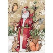LANG Woodland Santa 300 Piece Puzzle (5040105)