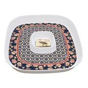 LANG Boardwalk Breeze Chip N' Dip Platter with Lid (2096100)