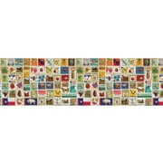 LANG Puzzles Stamp Collection Panoramic Puzzle (750 Piece) (5041015)