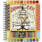 LANG Drawnear Spiral Bound Sketchbook (4006034)