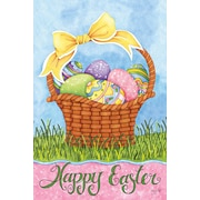 LANG Easter Basket Mini Outdoor Flag (1700077)