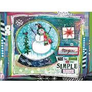 LANG Simple Magic Classic Christmas Cards (2004037)