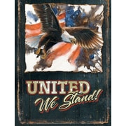 LANG United We Stand Mini Outdoor Flag (1700100)