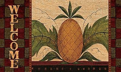 LANG Welcome Pineapple Door Mat (3210037)