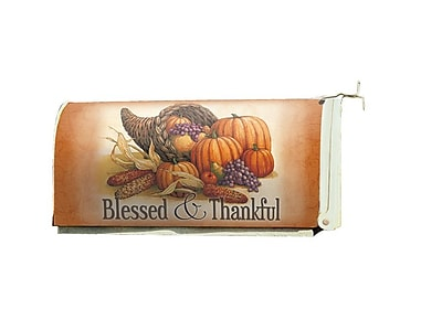 LANG Blessed & Thankful Mailbox Cover (3212004)