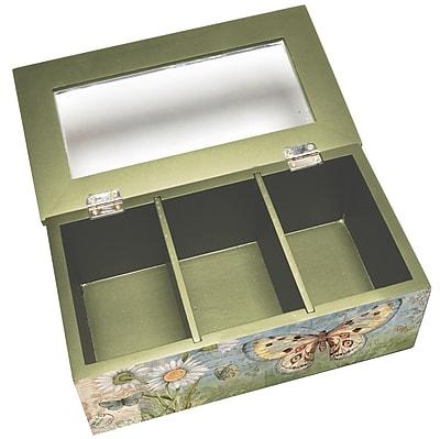 LANG Butterfly Daisy Tea Box (2159000)