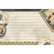 LANG Honey & Grey Recipe Card 4x6 (2015102)