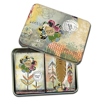 LANG Grow Wild Tin Playing Cards (2179005)