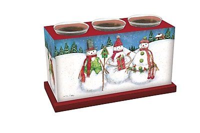 LANG Snowy Day Votive Box (3131002) 2270129