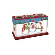 LANG Snowy Day Votive Box (3131002)