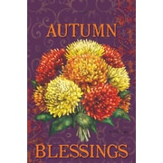 LANG Autumn Blessings Mini Outdoor Flag (1700070)