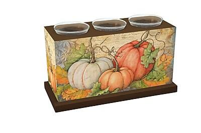 LANG Pumpkin Harvest Votive Box (3131004) 2269950