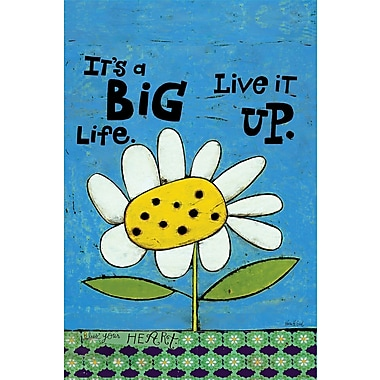 LANG Live It Up Mini Outdoor Flag (1700090)