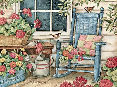 LANG Rocking Chair 500 Piece Puzzle (5039121)