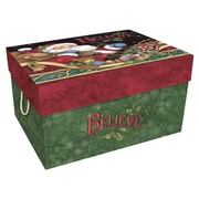 LANG Santa Believe Ornament Box (4022020)