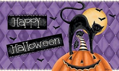LANG Happy Halloween Door Mat (3210056)