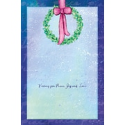 LANG Peace Wreath Classic Christmas Cards (2004035)