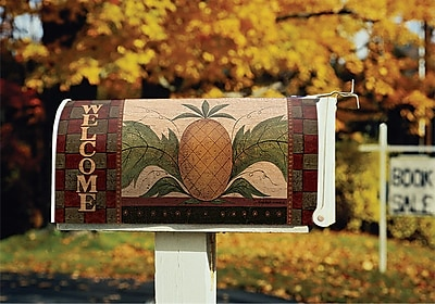LANG Welcome Pineapple Mailbox Cover (3212030)