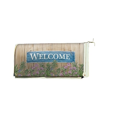 LANG Welcome Mailbox Cover (3212029)