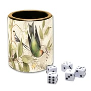 LANG Tropical Birds Dice Cup (2182002)